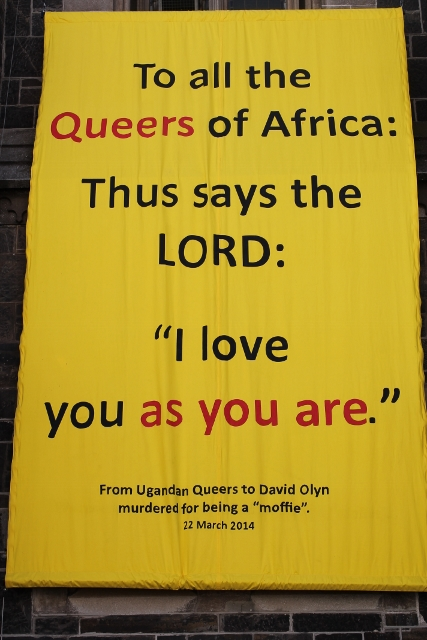 Queer Banner ~ Raising the banner with friends of David Olyn ~ 15 April 2014 (9) (427x640).jpg